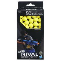 Refil de 50 Projéteis Nerf Rival - Hasbro B3868 -