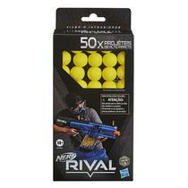 Refil de Bolinhas Nerf Rival 50 Bolinhas - Hasbro B3868 -