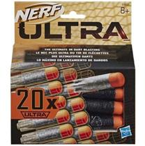 Refil de Dardos - Nerf Ultra c/ 20 Unidades - Hasbro UNICA -