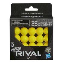 Refil de Dardos - Rival - 25 Dardos - Hasbro -