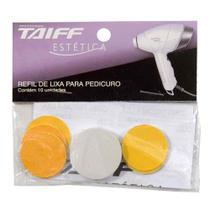 Refil de Lixa para Pedicuro Soft Feet - Taiff -