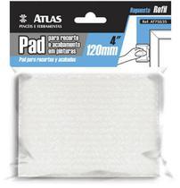 Refil de Pad para Recorte em Pintura REF-AT750/35 Azul Atlas - Atlas S.A