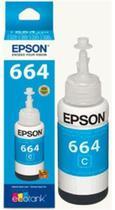 Refil de Tinta Ciano para Impressora L110/L210/L355/L365/L455/L555/L565 - T664220-AL - Epson -