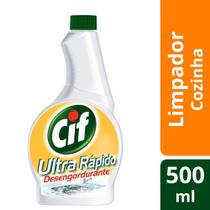 Refil Desengordurante Cif 500ml -