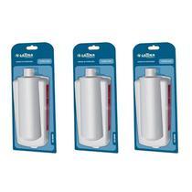 Refil / Filtro Para Purificador de Água LATINA P355 - KIT Com 3 (Original) -