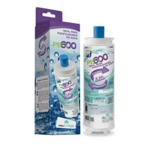 Refil Filtro Pb600 P/ Purificador De Água Newmaq, Newup, Masterfrio Rótula Branco - Policarbon