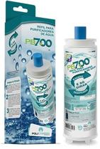 Refil Filtro Purificador Masterfrio Rótulo Azul 22,5mm PB700 - Policarbon