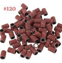 Refil Lixas Para Brocas De Lixadeiras Elétricas 50 Unidade 120 - Import