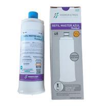 Refil Master Azul par purificador de Água Masterfrio - Hidrofiltros