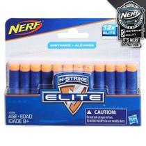 Refil nerf  elite 12 dardos a0350 - Hasbro