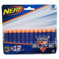 Refil Nerf Elite 12 Dardos - Hasbro -