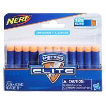 Refil Nerf Elite Dardos C/12 Unidades (A0350) - Hasbro