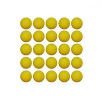 Refil Nerf Rival 25 Bolinhas B1589 25 Projeteis Hasbro -