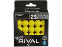 Refil Nerf Rival B1589 - 25 Peças
