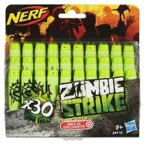 Refil Nerf Zombie Strike - 30 Dardos - Hasbro -