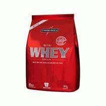 Refil Nutri Whey Protein Baunilha 907g - Integralmédica -