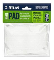 Refil Pad Para Recorte De Pintura E Acabamento Atlas -