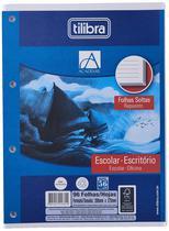 Refil Para Fichário Tilliflex 96 Folhas Formato  200mm x 275mm Tillibra -
