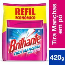 Refil Tira Manchas em Pó Brilhante Utile Floral 420g -