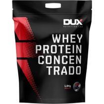 REFIL Whey Protein Concentrado Sabor Cappuccino (1,8Kg) Dux Nutrition -