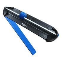Refiladora De Papel Aurora AST405 304mm 5 Folhas Azul E Preto -