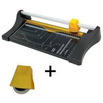 Refiladora Papel A4 Compacta + 01 Lamina - Menno