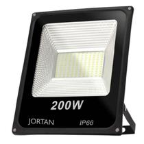 Refletor Gb Led Jortan 200w Iluminação Profissional Bivolt - Garota Bonita