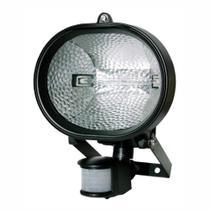 Refletor Holofote Halógeno 150W Bivolt com Sensor de Presença e Fotocélula  DNI 6016 - Key west