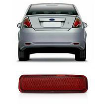 Refletor P/Choque Traseiro Fiesta Sedan 2010 a 2014 Esquerdo - Dsc