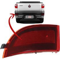 Refletor Traseiro Strada 2014 2015 Vermelho Lado Esquerdo - Ls