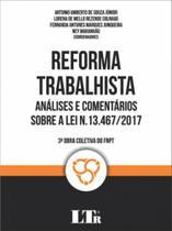 Reforma trabalhista - Ltr -