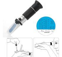 Refratômetro Faixa De Medição 0-40% Urea E Arla 32 - Rz115