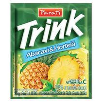 Refresco po trink abacaxi hortela 375g 15pc -