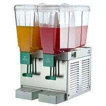 Refresqueira suqueira ibbl bbs 2 15l 220v inox industrial - cód: 17112001 -