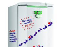 Refrigerador 01 Porta 303 Litros Consul - CRA35FBANA