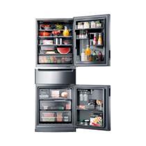 Refrigerador Brastemp BRY59AK 419 Litros Evox Frost Free -