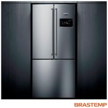 Refrigerador brastemp gourmand 540 litros - bro81ar 110v -
