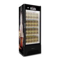 Refrigerador Cervejeira Vitrine Metalfrio 572, VN50AH Optima Frost Free, Adesivado -