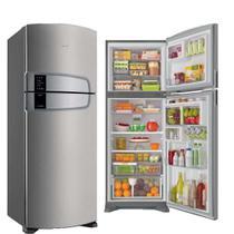 Refrigerador Consul Domest 2 Portas 437 Litros Platinum Frost Free 220v -