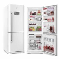 Refrigerador Electrolux Bottom Freezer Inverter 454L Branco 127V IB53 -