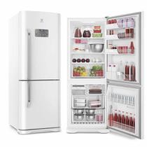 Refrigerador Electrolux Bottom Freezer Inverter 454L Branco 220V IB53 -