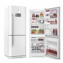 Refrigerador Electrolux Frost Free Bottom Freezer 454L Branco 127V DB53 -