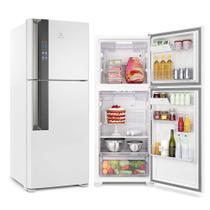Refrigerador Electrolux Inverter Top Freezer 431L Branco 127V IF55 -