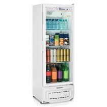 Refrigerador/Expositor Vertical Gelopar GPTU-40 414 L Branco -