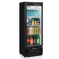 Refrigerador/Expositor Vertical Gelopar GPTU-40 Frost Free 414 L Preto -