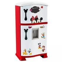 Refrigerador Infantil Mickey Mouse Duplex 50 cm - Xalingo -