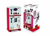 Refrigerador Infantil Vermelho E Branco Mickey Xalingo -