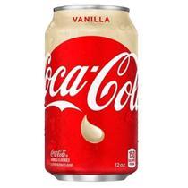 Refrigerante Coca Cola Vanilla Importada 355ml -