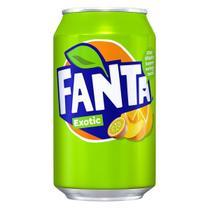 Refrigerante Fanta Exotic Importado 330ml -