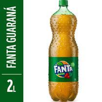 Refrigerante Fanta Guarana 2L Garrafa -